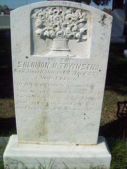 Corp Solomon H. Townsend