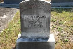 John Edward Eichorn