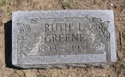 Ruth L. Greene