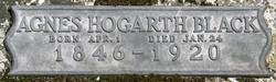 Agnes <I>Hogarth</I> Black
