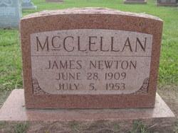 James Newton McClellan