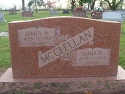 Emma Belle <I>Daniels</I> McClellan