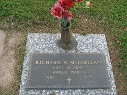 Richard W McClellan