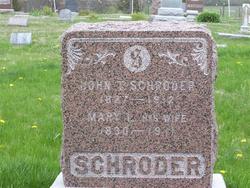 John Theodore Schroder