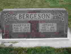 Marietta <I>Pond</I> Bergeson