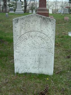 George H Ellinwood