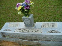 Irene Marie Pennington