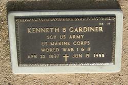Kenneth Baldwin Gardiner