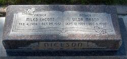 Vilda Mason Nielson