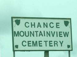 Chance Mountain View Cemetery