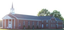 Totuskey Baptist Church Cemetery