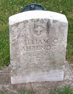 William G. Ahrends