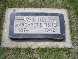 Margaret Elvina <I>Major</I> Fisher