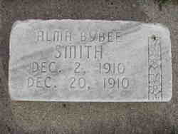 Alma Bybee Smith
