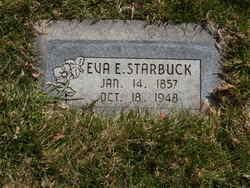 Eva Eunice <I>Waygint</I> Starbuck