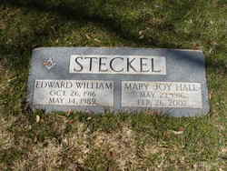 Edward William Steckel