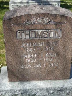 Jeremiah Lord Thomson