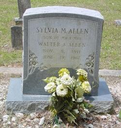 "Sylvia Madison ""Dude"" Allen"