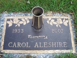 Carol <I>Pendleton</I> Aleshire