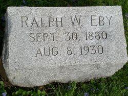 Ralph Wanner Eby Sr.