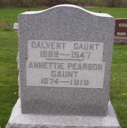 Annetta <I>Pearson</I> Gaunt