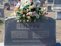 Lucy Jane <I>Heflin</I> Filyaw