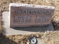 Cora F. Atkinson