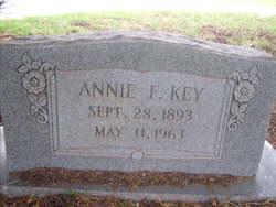 """Anna Frances """"Annie"""" <I>Holman</I> Key"""