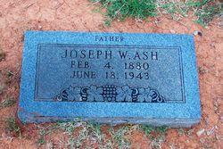 Joseph Whitley Ash