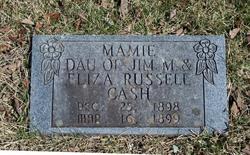 Mamie Cash