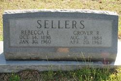 Rebecca Florence <I>Jones</I> Sellers