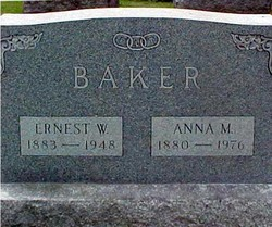 Reuben Earnest Whitney Baker