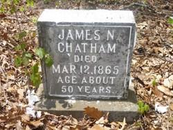 Pvt James M Chatham