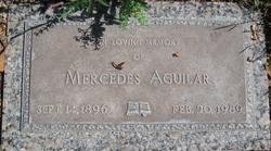 Mercedes Aguilar