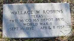 Wallace W. Robbins