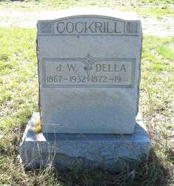 Della <I>Robbins</I> Cockrill