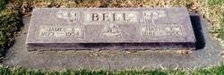 Hattie Emeline <I>Morgan</I> Bell