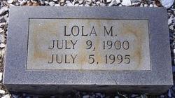 Lola M Blakely