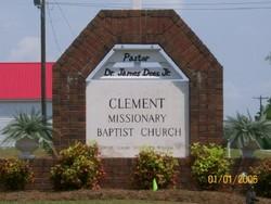 Clement Baptist Cemetery