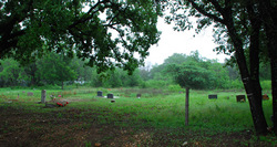 Burdett Prairie Cemetery