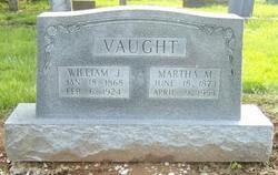 Martha M. <I>Adams</I> Vaught