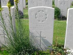 Lance Corporal H Hart