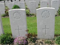Private Ernest Wilfred Hutton
