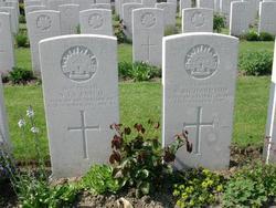 Lance Corporal Walter Richardson