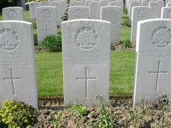 Private John George Simpson