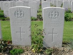 Private William James Smithers