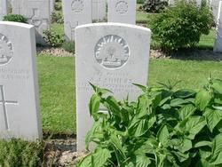 Private Arthur John Somers