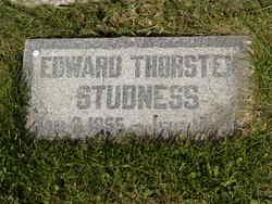 Edward Thorsten Studness