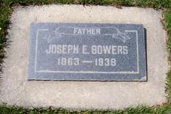 Joseph Elmer Bowers
