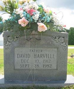 """David W. """"Dave"""" Harville"""